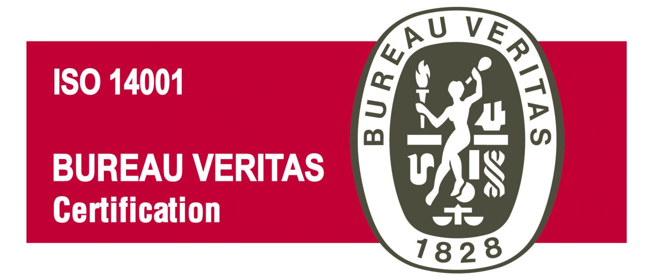 Bureau Veritas Certification: nº ES109360-1