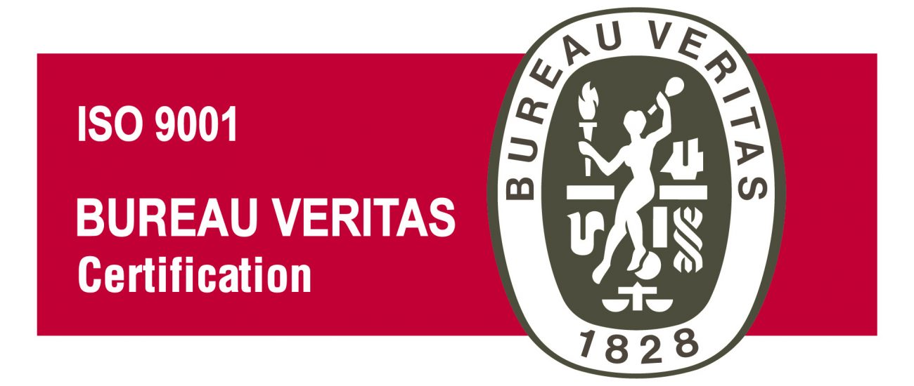 Bureau Veritas Certification: nº ES109359-1